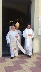 Parroquia El Altet - El Obispo Celebrando Centenario