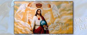 Parroquia El Altet - Evangelio 25 de Noviembre