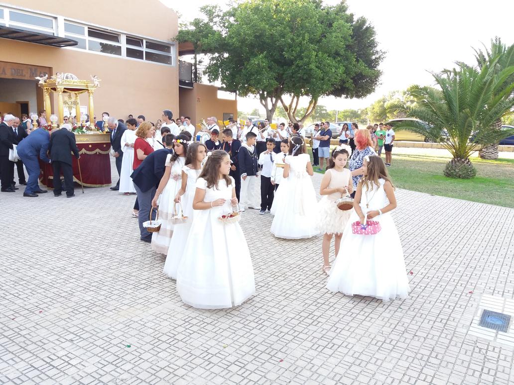 Parroquia El Altet - Los niños de las comuniones