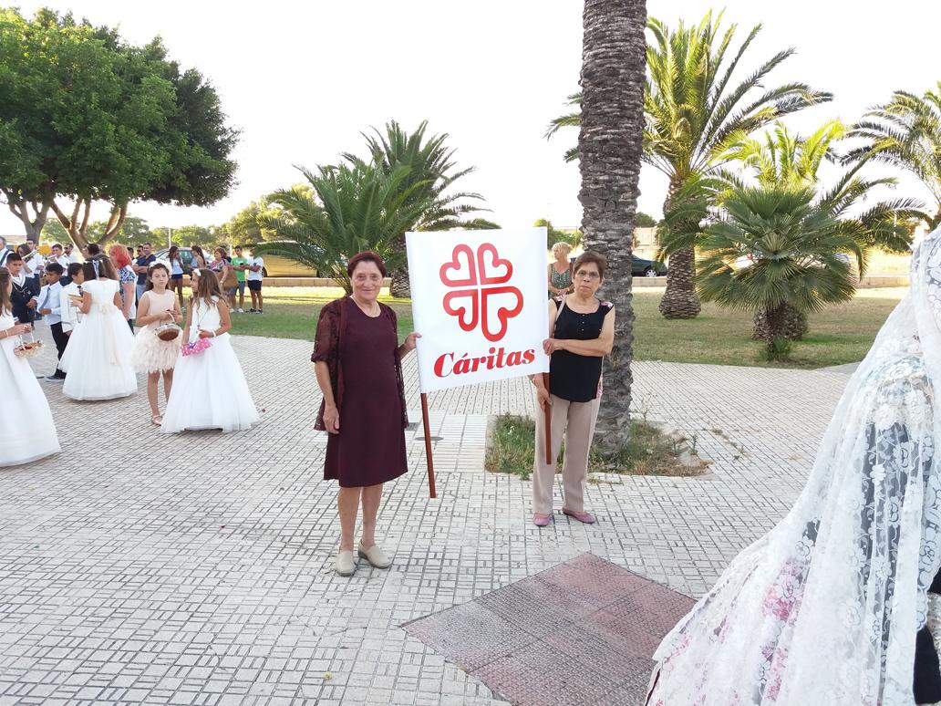 Parroquia El Altet - Voluntarios de Cáritas