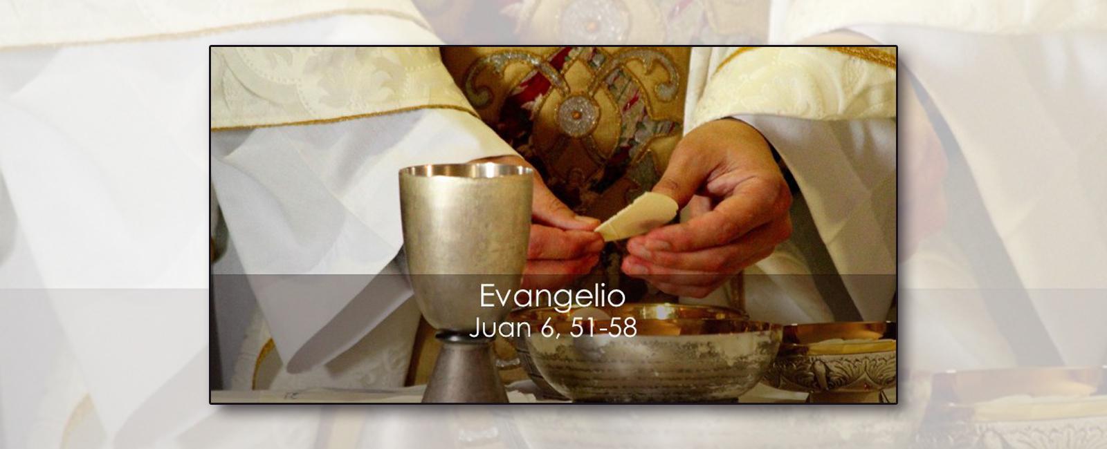 Parroquia El Altet - Evangelio 19 de Agosto